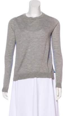 Mason Cashmere & Silk Colorblock Sweater