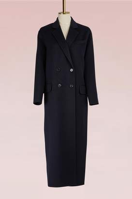 Vanessa Bruno Wool Frisbane Coat