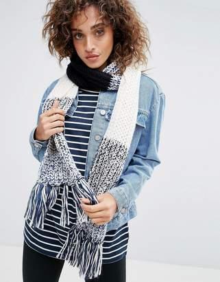 Boardmans Chunky Knit Scarf