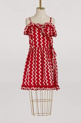 Stella McCartney Amanda silk dress