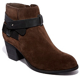"Dolce Vita Jaxen"" Pull-on Boot with Adjustable Ankle Strap"