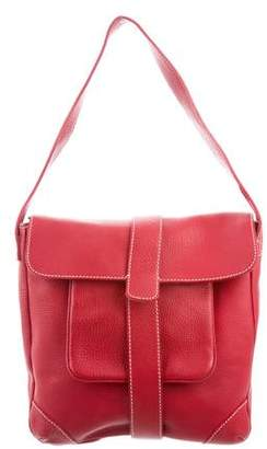 Barneys New York Barney's New York Leather Hobo Bag
