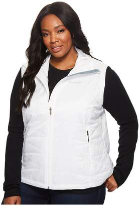 Columbia Plus Size Mighty Litetm III Vest Women's Coat