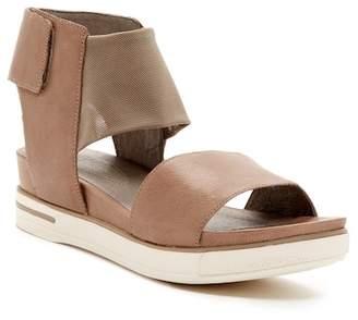 Eileen Fisher Spree Sport Sandal $195 thestylecure.com
