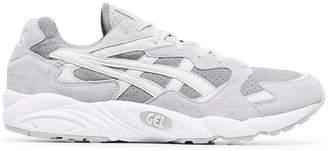 Asics light grey gel diablo sneakers