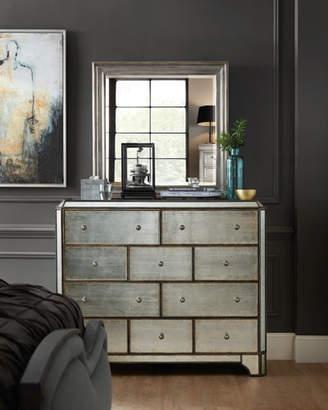 Hooker Furniture Visage Metal Landscape Mirror