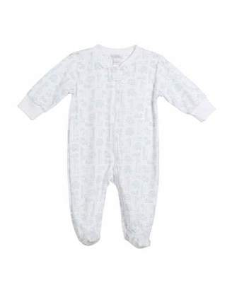 Kissy Kissy Jungle Out There Footie Playsuit, Size Newborn-9M