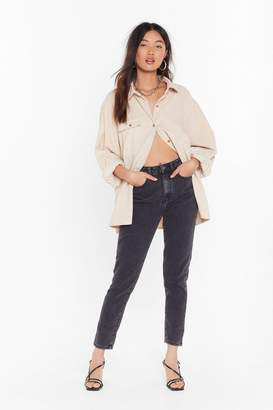 Nasty Gal Make It Tight High-Waisted Skinny Jeans