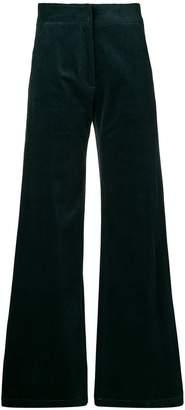 Vanessa Bruno corduroy flared trousers
