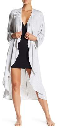UGG Violet 3/4 Length Sleeve Robe