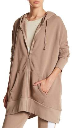 Wildfox Couture Charmed French Terry Oversized Hoodie