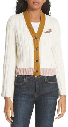 Ted Baker Moala Colorblock Cardigan