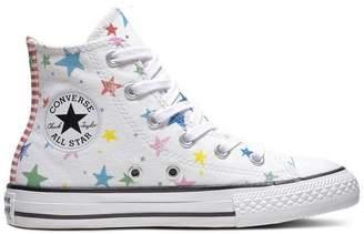 a528aaab6ae9d Converse Noe   Zoe Chuck Taylor Star Hi Top Sneakers Size 27-32