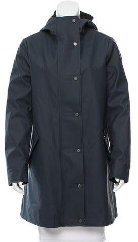 HunterHunter Rubber Short Coat w/ Tags