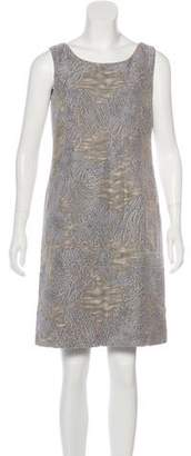 Lafayette 148 Brocade Cocktail Dress w/ Tags