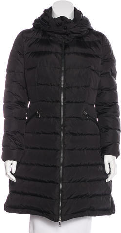 Moncler Moncler Flammette Down Coat