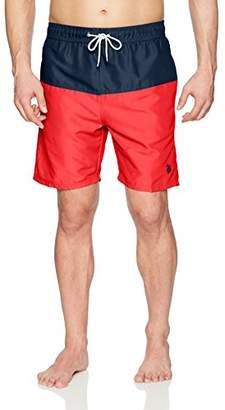 "U.S. Polo Assn. Men's 7"" Swim Shorts"