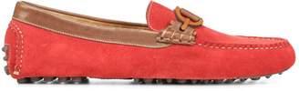 Donald J Pliner RIEL2, Calf Suede Driving Loafer