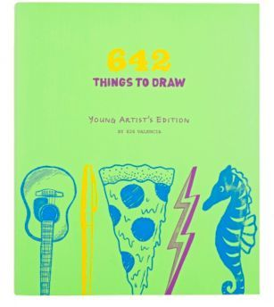 Chronicle Books 642 Things To Draw: Young Artist's Edition