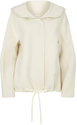 Sportmax Digione Wool Hooded Jacket