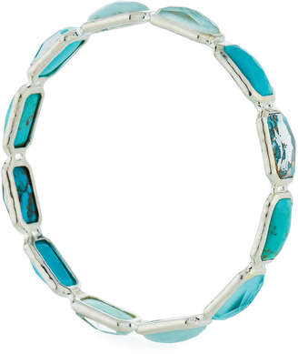 Ippolita Wonderland Silver Brick Bangle