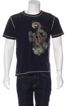 Just Cavalli Graphic Short Sleeve T-Shirt