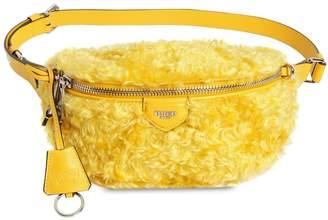 Moschino Mohair Belt Pack