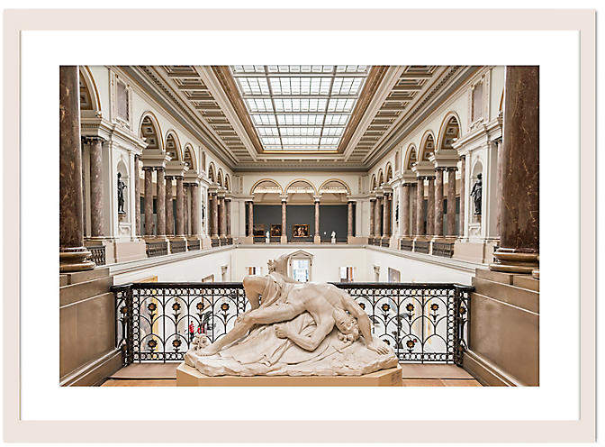 Brussels' Royal Museum Hall - Richard Silver - 51.5