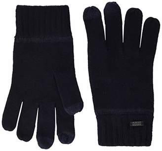 BOSS Casual Men's Gritz Gloves, (Dark Blue 404), One (Size: STÜCK)