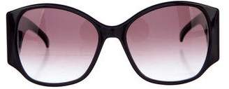 Marc Jacobs Oversize Gradient Sunglasses