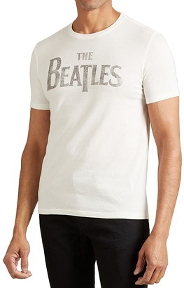 John Varvatos Star USA Beatles Graphic Tee $78 thestylecure.com