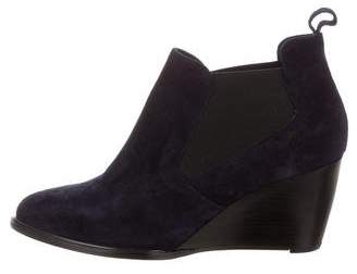 Robert Clergerie Olavm Pointed-Toe Booties