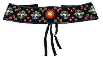 Tory Burch Embellished Waist Belt