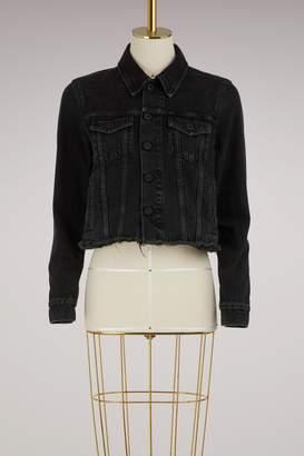 Off-White Off White Fern denim jacket