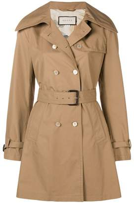 Gucci classic trench coat