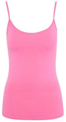 George Pink Cami Vest