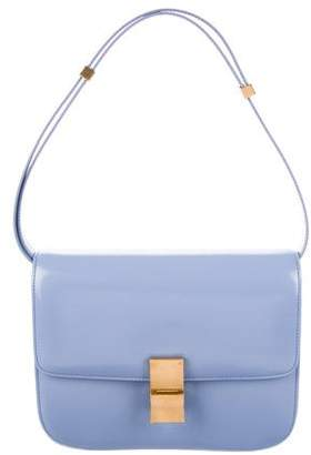 Celine 2016 Spazzolato Medium Box Bag w/ Tags