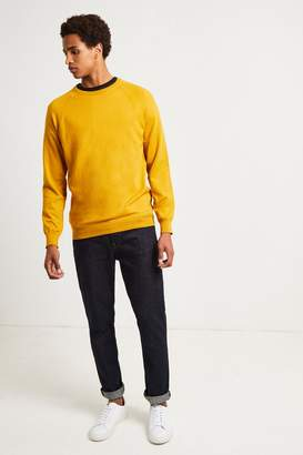 French Connenction Stretch Cotton Crew Neck Jumper