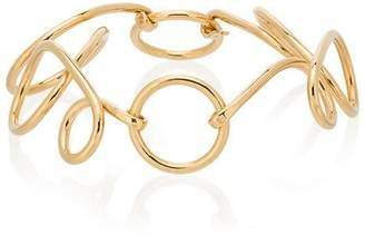 18k gold plated Fauve bangle Holly Ryan B7TtzNz