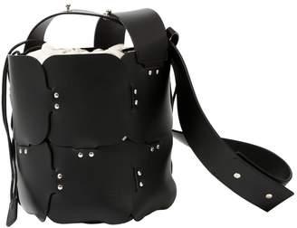 Paco Rabanne Leather crossbody bag