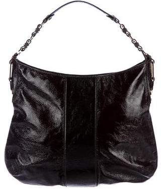 Tory Burch Patent Leather Hobo