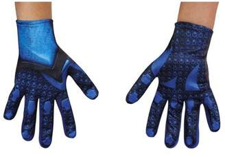 Disguise Blue Power Ranger Movie 2017 Child Costume Gloves
