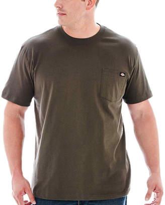 Dickies WS450 Heavyweight Short-Sleeve Pocket Tee-Big & Tall