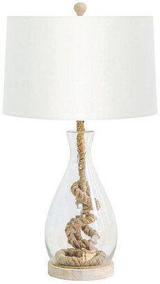 Couture Nantucket Table Lamp - Jute