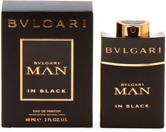 Bvlgari Man in Black for Men Eau de Parfum Spray 2.0 oz.\/ 59 mL
