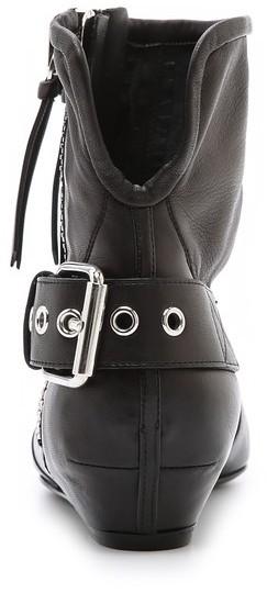Giuseppe Zanotti Maude Leather Booties