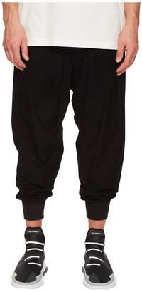 Yohji Yamamoto Twill Pants Men's Casual Pants