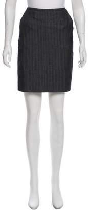Trina Turk Striped Pencil Skirt