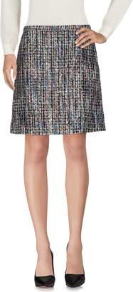 Piú & Piú PIU' & PIU' Knee length skirts