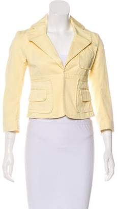 DSQUARED2 Notch-Lapel Jacket